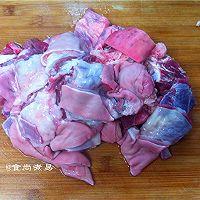 咖喱羊肉焖腐竹#咖喱萌太奇#的做法图解2