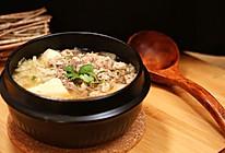 白菜豆腐羊肉卷—迷迭香的做法