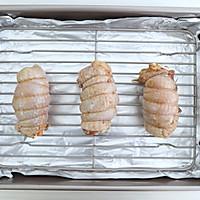 #秋天怎么吃# 鸡肉卷的做法图解4