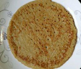 粗粮细吃之小米红枣牛奶鸡蛋饼的做法