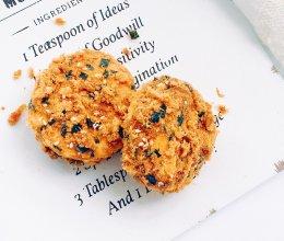 酥松香甜|无敌美味的海苔肉松小贝的做法