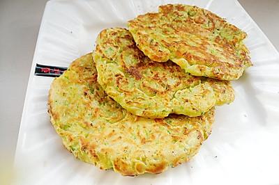 黄瓜丝软饼#急速早餐#