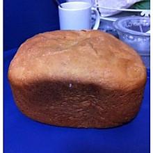 用面包机做面包