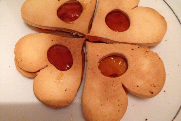 浓浓爱意太妃糖夹心饼干的做法