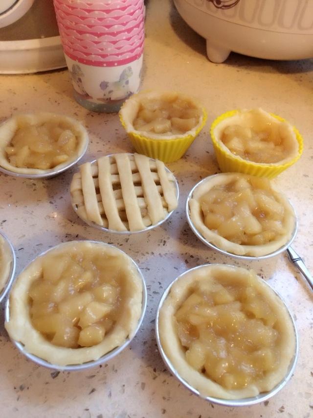 苹果酥塔的做法_【图解】苹果酥塔怎么做如何做好吃