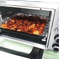 东菱电子烤箱之辣烤八爪鱼的做法图解4