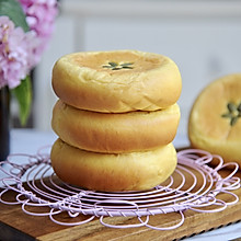 南瓜红豆面包#夏天夜宵High起来!#