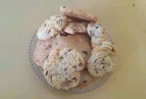 香浓黄油红枣曲奇饼干的做法