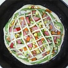 平底锅做披萨