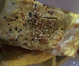 绿豆煎饼的做法
