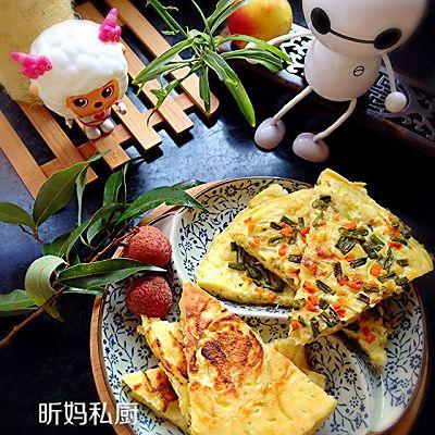 葫芦瓜双味煎饼