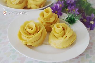 【送你一朵黄玫瑰】——来些粗粮更健康