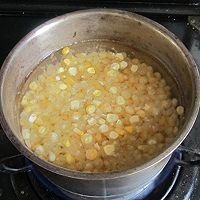 金沙玉米的做法图解1