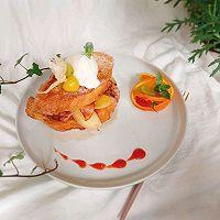 #精品菜谱挑战赛#法式吐司的做法图解9
