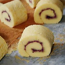 黄金海绵蛋糕卷
