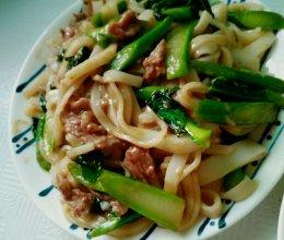 潮汕炒牛肉粿的做法