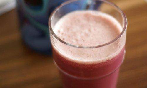苹果梨冬瓜紫薯汁的做法
