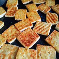 球赛必备小吃:孜然豆腐的做法图解5