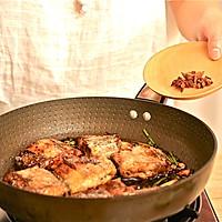 迷迭香美食| 红烧带鱼的做法图解9
