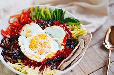 星座系列-大满足韩国拌饭·天秤座