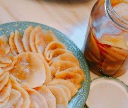 糖醋渍萝卜的做法