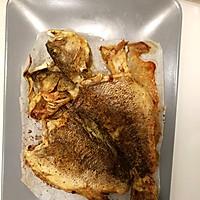 黑胡椒烤鱼的做法图解2