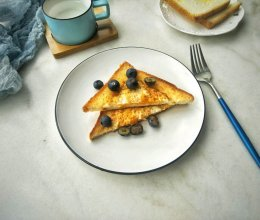 吐司包蛋~快手早餐的做法