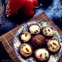 家常菜—香菇炖蛋的做法图解3