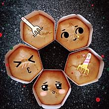 椰丝小蛋糕(松软)