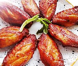 #肉食主义狂欢#空气炸锅版奥尔良烤鸡翅的做法