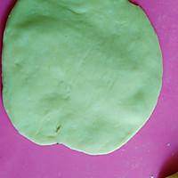 百搭的牛奶发面饼(能夹各种馅料的饼坯)的做法图解8