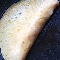 蛋包饭寿司卷#急速早餐#的做法图解4