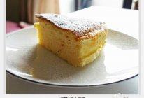 日式轻芝士蛋糕(只要三种材料哦)的做法