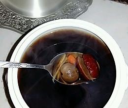 姜丝红枣桂圆煲