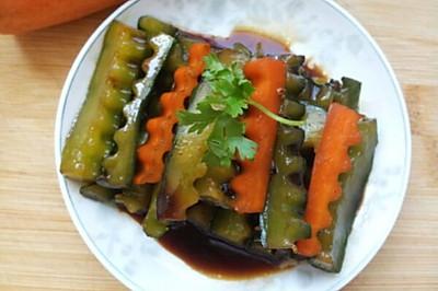 夏季清爽小菜腌黄瓜