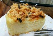 海苔肉松戚风蛋糕的做法