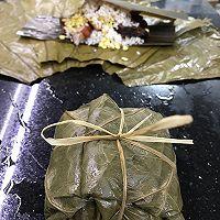 自己DIY的裹蒸粽的做法图解5