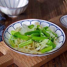 芹菜烩银耳