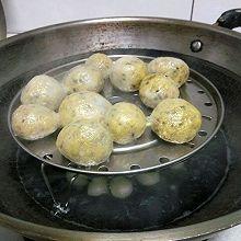 红薯五仁元宵