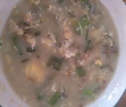 槐花汤的做法