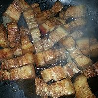 车厘子红烧肉的做法图解4