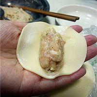 利仁电饼铛试用之白菜猪肉锅贴的做法图解6