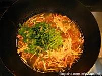酸辣肚丝汤的做法图解5