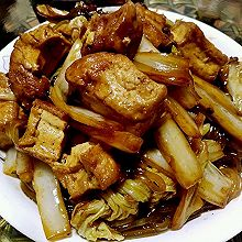 豆腐白菜粉条