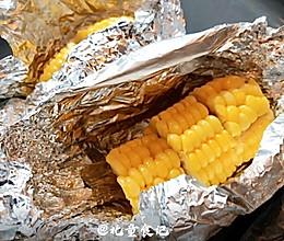 #豆果10周年生日快乐#10分钟搞定!软糯香甜的黄油焗玉米的做法