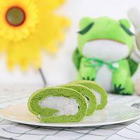 迎春卷【菠菜蛋糕卷】的做法图解13