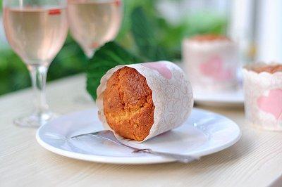 椰蓉红糖小蛋糕