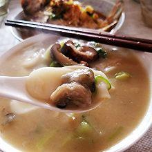福建年糕炝海蛎