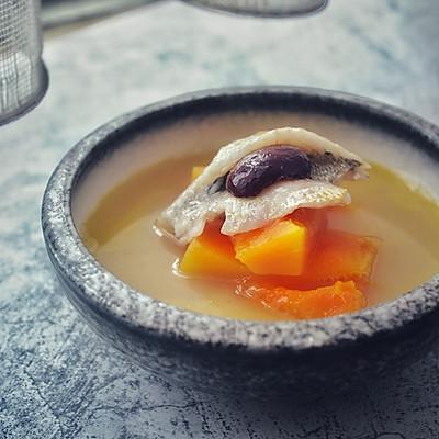 这是一道不依靠盐的汤-木瓜黄鱼汤