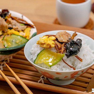 木须肉|营养开胃